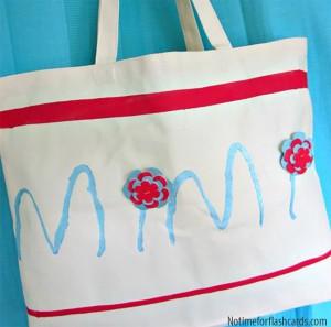 10 ideias de como fazer um presente para os avós -sacola customizada
