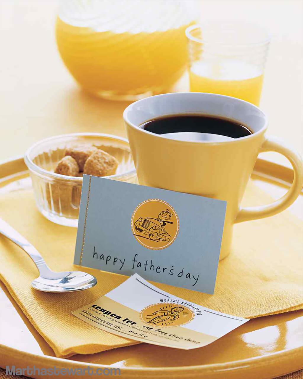 10 presentes feitos em casa para o dia dos pais - cupons de mimos