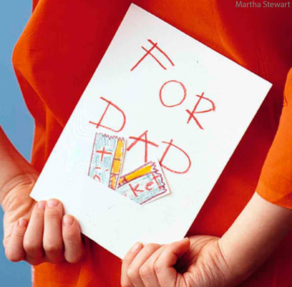 10 ideias de como presentear os pais sem gastar dinheiro - vale presente pro papai