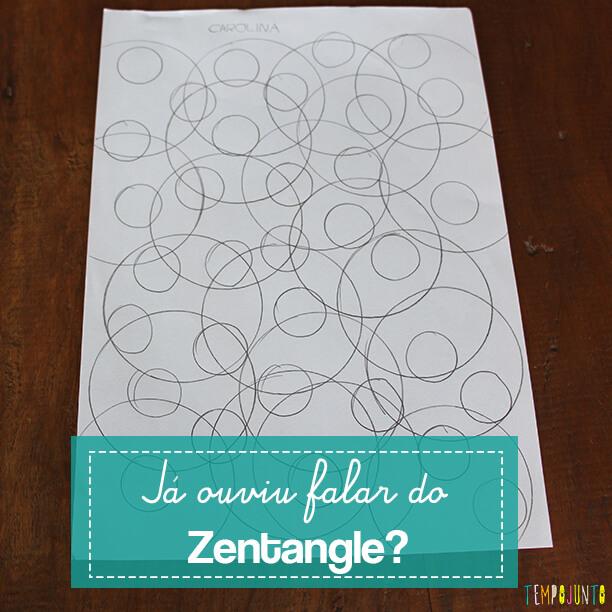 Zentangle: Já ouviu falar?