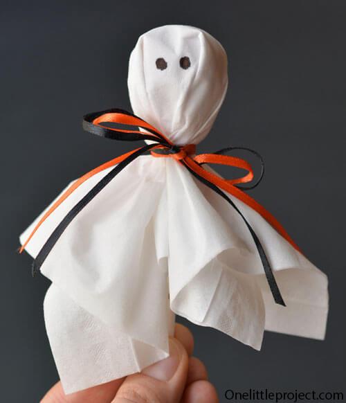 Ideias simples, faceis e baratas para o Halloween_Onelittleproject.com
