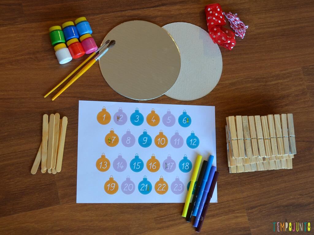 Tradicao de Natal que vira brincadeira e cria lembrancas incriveis para as criancas_Materiais