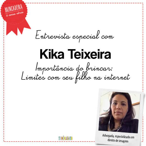 Brincar na internet é coisa de adulto: entrevista com a dra. Ivanice Teixeira