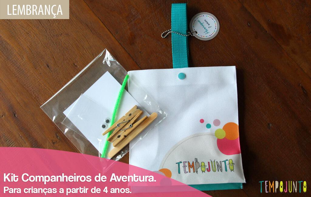 Kit Companheiro de Aventuras Image
