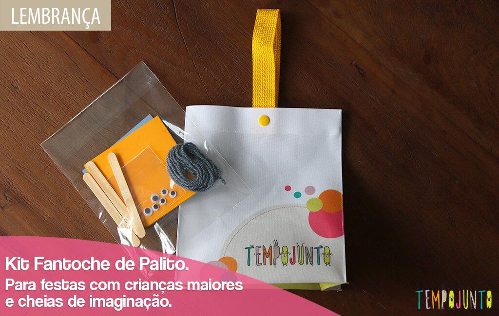 Kit Fantoche de Palito Image
