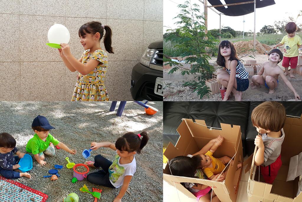 ocê no Tempojunto criatividade a mil por hora - Michelle Lucena - apunhado de brincadeiras 1