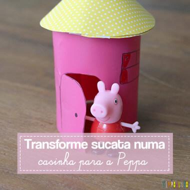 Como fazer uma casinha para as bonecas
