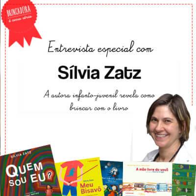 Leitura brincante com a autora Silvia Zatz