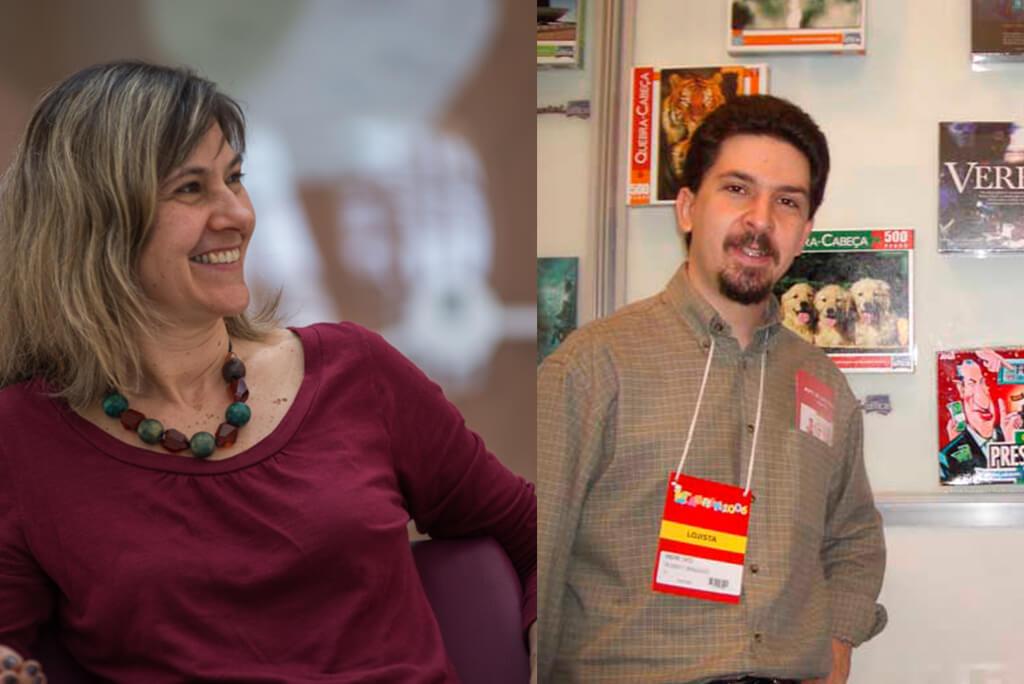 Entrevista Andre e Silvia Zatz - foto entrevistados