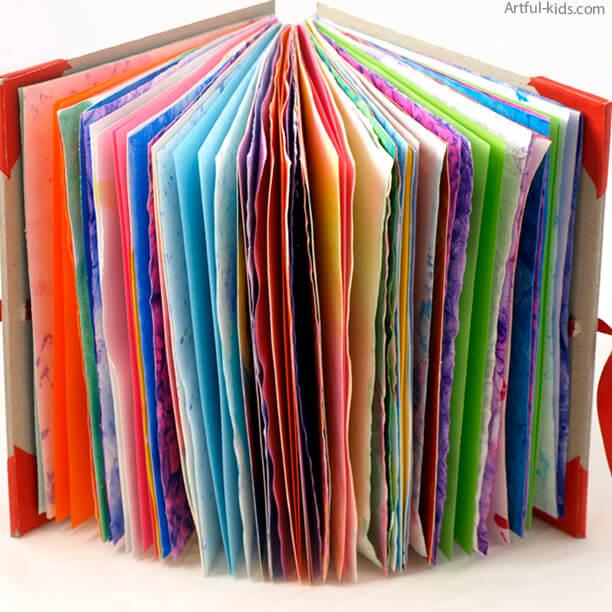 10 ideias criativas de presentes para o Dia dos Avós - caderno de artes