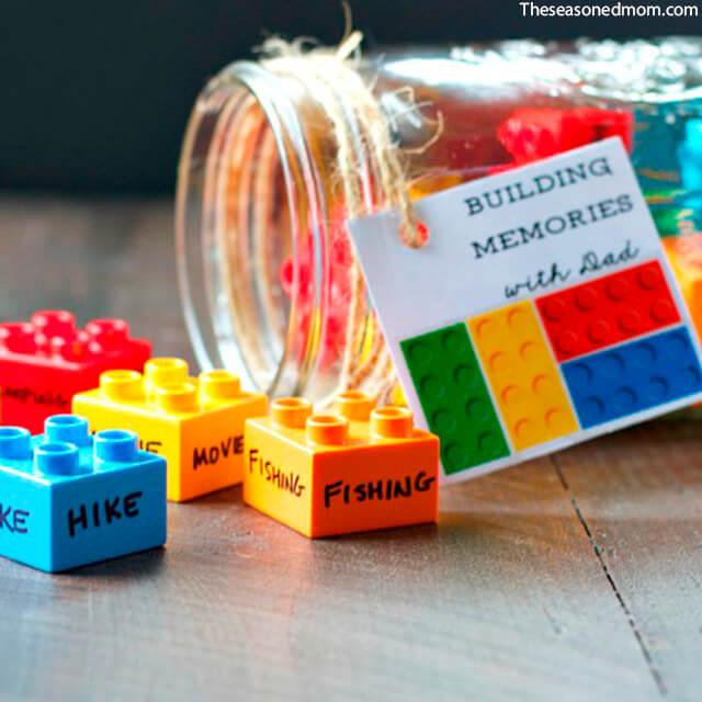 10 ideias criativas de presentes para o Dia dos Pais - construir memoria