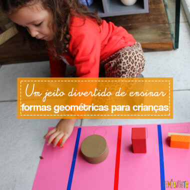 Atividade de raciocínio para crianças pequenas