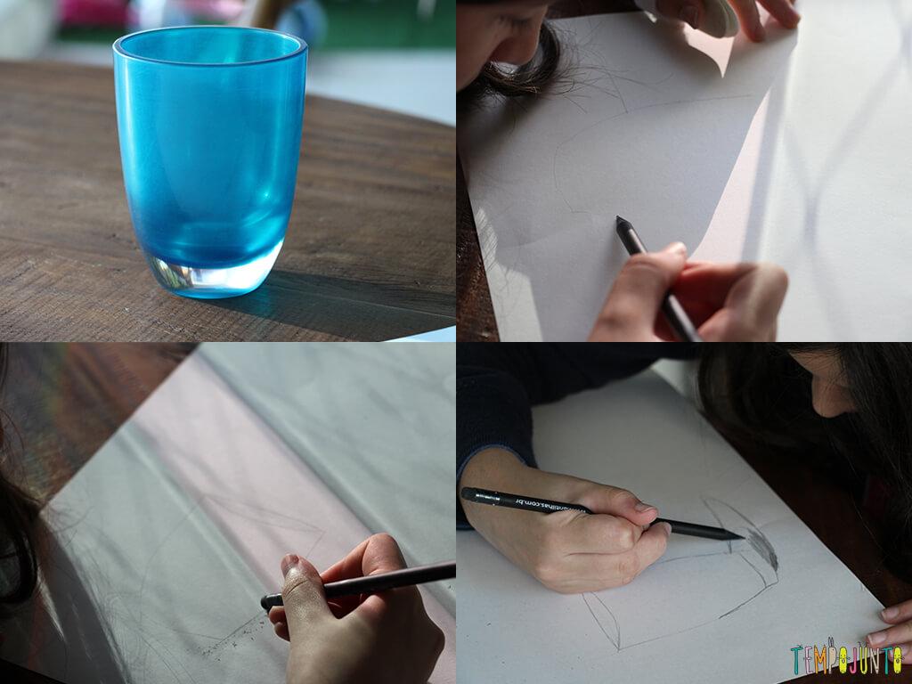 Brincadeira para ensinar a criança a desenhar_0217_montagem-carol-desenhando-copo