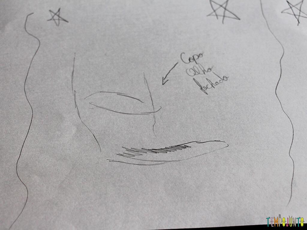 Brincadeira para ensinar a criança a desenhar_IMG_0246_resultado-desenho-cego