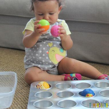 Atividades para bebês de 0 a 6 meses #6 – 7 brincadeiras