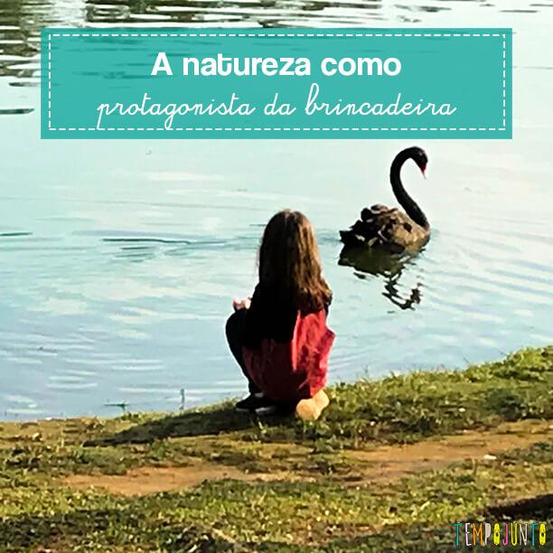 Desenvolver a concentração e a escuta brincando com a natureza
