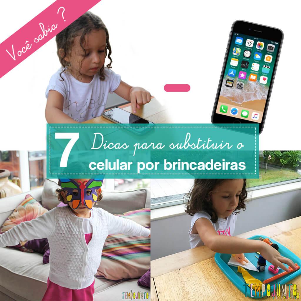 7 passos simples para tirar seu filho do celular