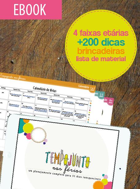E-book Tempojunto nas férias Image