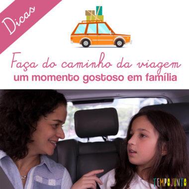 7 dicas infalíveis para distrair as crianças na viagem