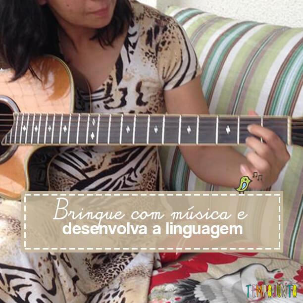 Músicas e poesia para brincar com a fala e a linguagem das crianças