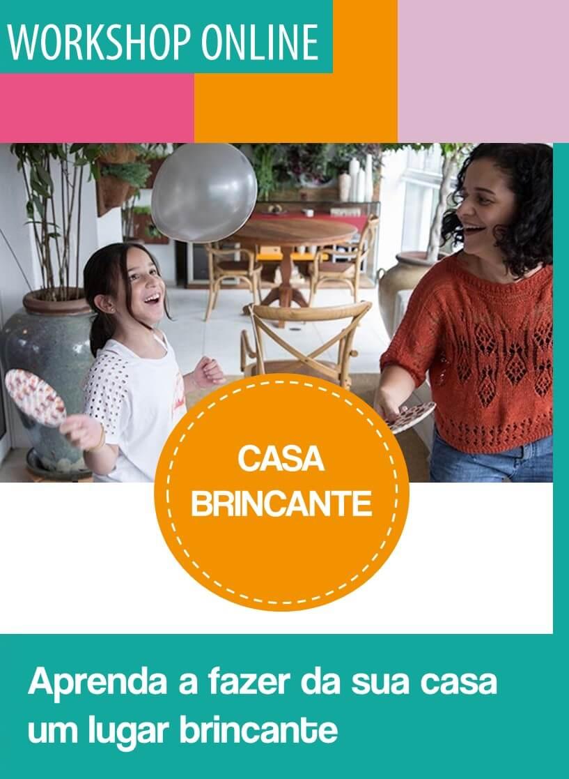 Workshop Online: Casa Brincante Image