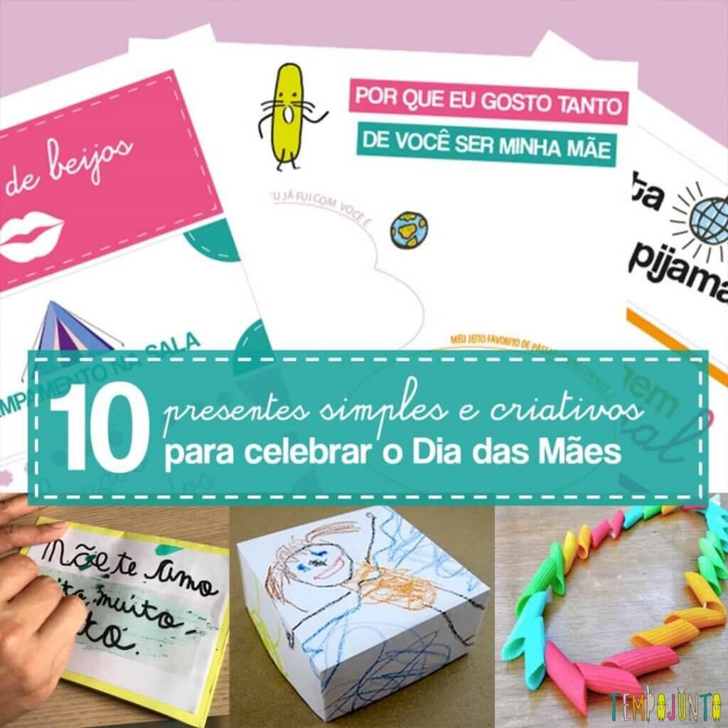 10 surpresas que os pais podem fazer para o Dia das Mães