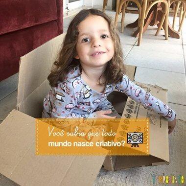 Criatividade infantil: como estimular?