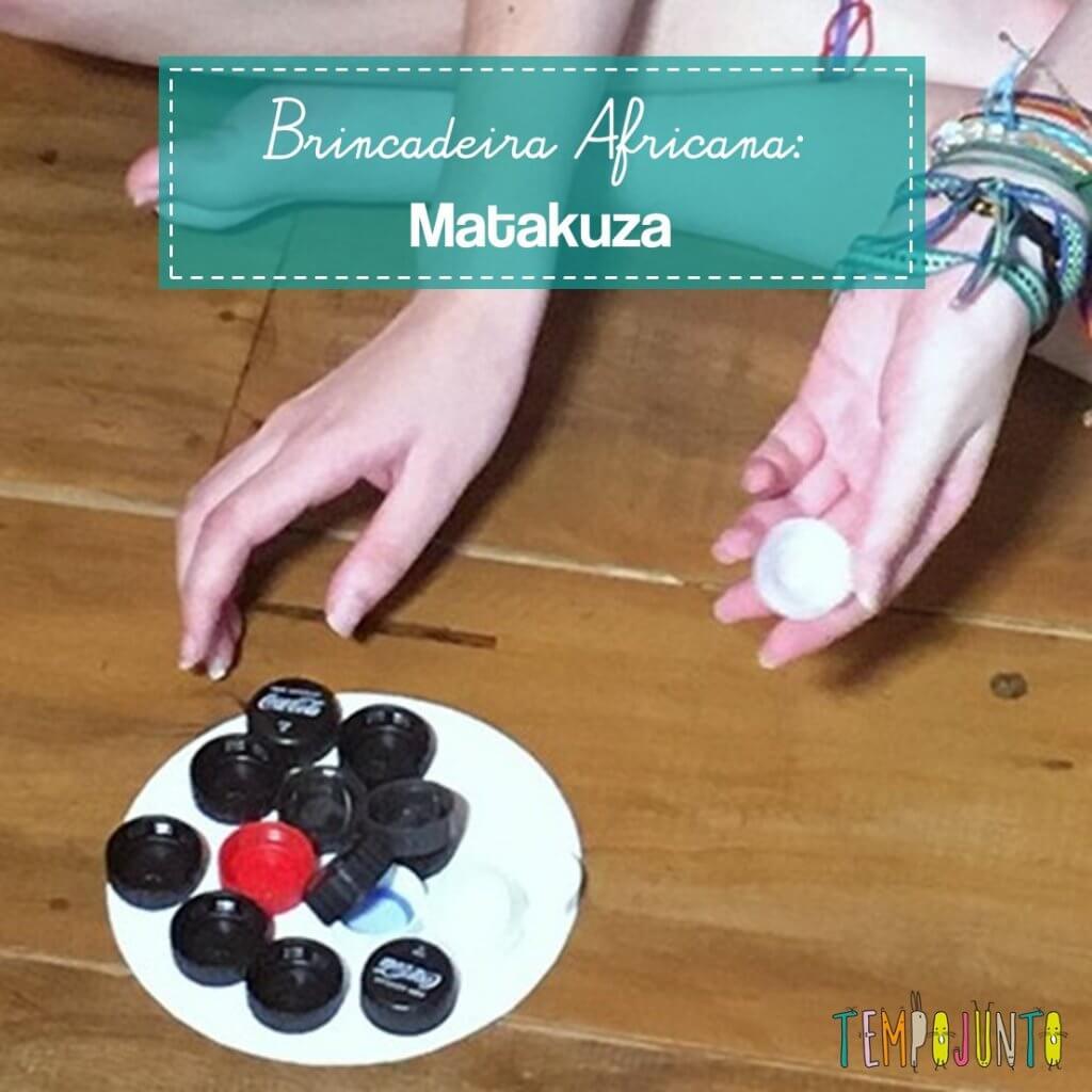 Brincadeira de matriz africana: Matakuza